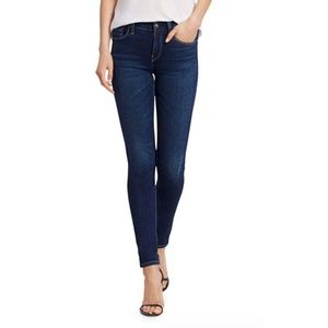 Hudson Jeans Nico MidRise Super Skinny Jeans 32